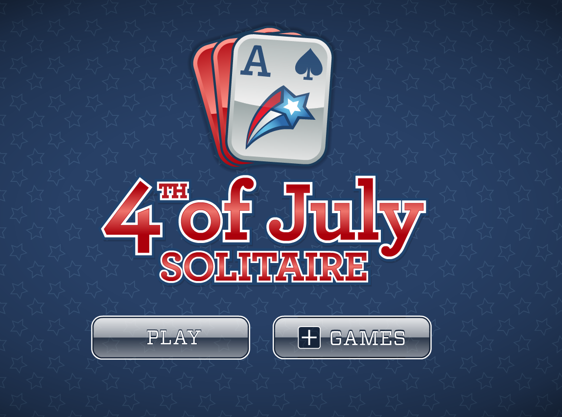 4th of July Solitaire